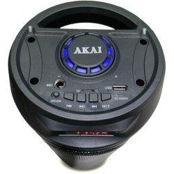 Akai Φορητό Ηχείο Bluetooth Karaoke10 W