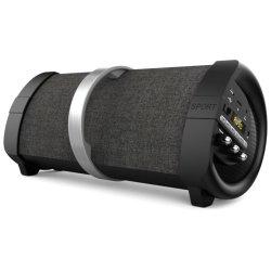 Akai Φορητό ηχείο Bluetooth με USB, LED, micro SD και Aux-In – 30W