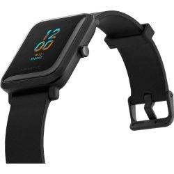 Amazfit Fitness Tracker Bip S Μαύρο