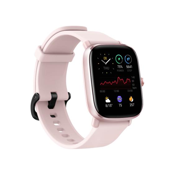 Amazfit Smartwatch GTS 2 Mini Flamιngo Ροζ