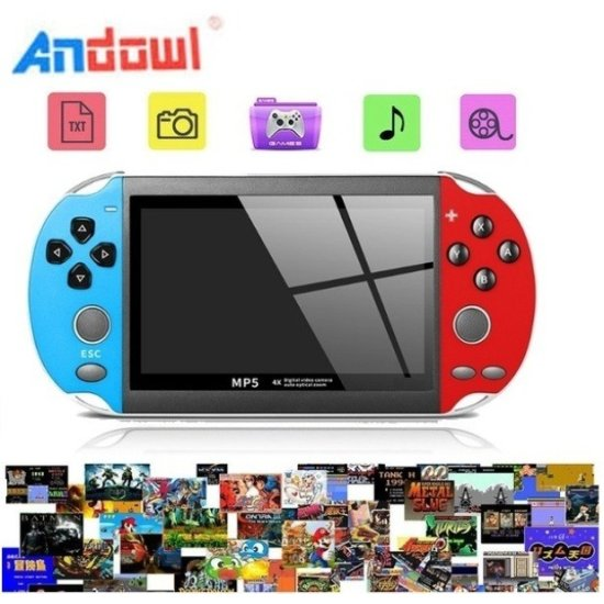Andowl Φορητή Gaming Κονσόλα Q-A32