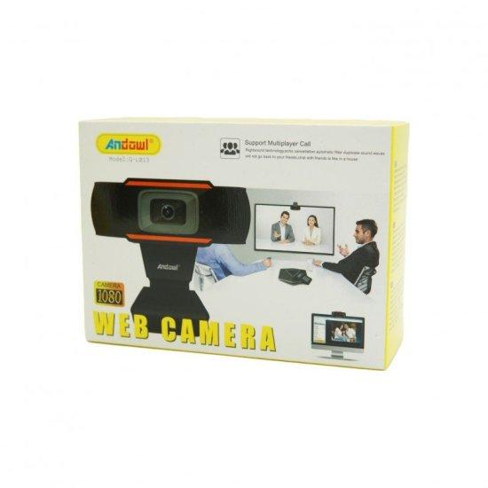 Andowl Webcam 30FPS με Μικρόφωνο