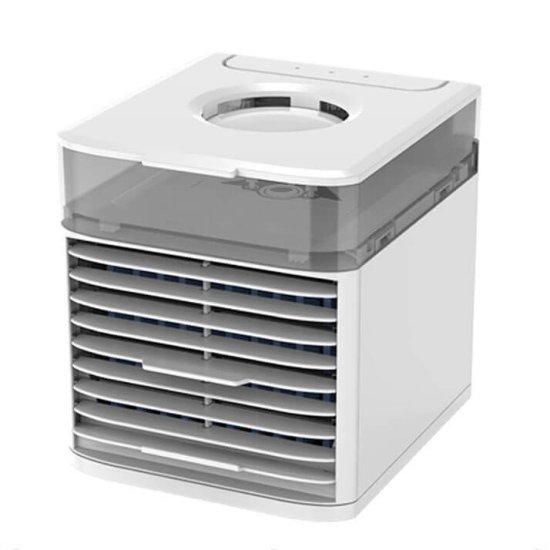 Andowl Air Cooler & Υγραντήρας Μίνι Φορητός Q-COOL6