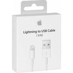 Apple Data Cable Lightning to USB 1m