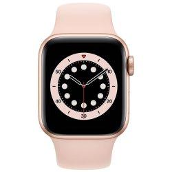 Apple Watch Series 6 40mm Sport Band Ροζ Χρυσό
