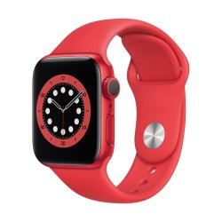 Apple Watch Series 6 40mm Sport Band Κόκκινο