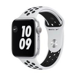Apple Watch Nike Series 6 GPS 44mm Λευκό Μαύρο