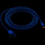 Apple Data Cable Lightning to USB 2 Μέτρα