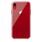 Apple Clear Case iPhone XR Διάφανη