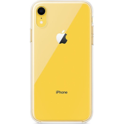 Apple Clear Case iPhone XR Διάφανη
