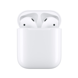 Apple Airpods Wireless & FoneFX Accessories Kit Λευκά