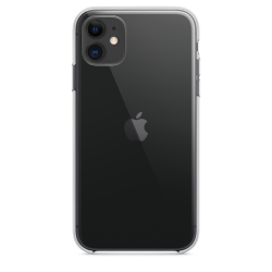 Apple Clear Case iPhone 11 Διάφανη