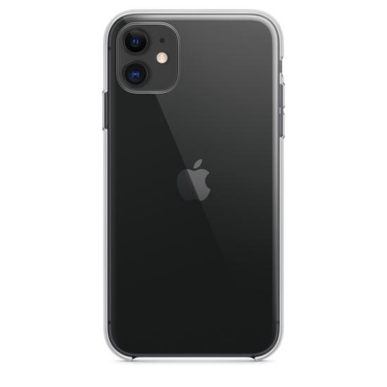 Apple Clear Case iPhone 11 Διάφανη