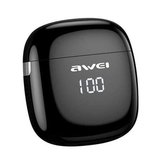 Awei True Wireless T28P Μαύρα
