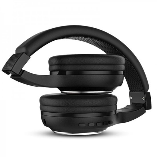 Awei Stereo Wireless Headphones Μαύρα