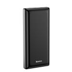 Baseus Powerbank 30000mAh USB/Type-C PD/Lightning Μαύρο