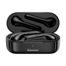 Baseus True Wireless Earphones Encok W07 Μαύρα