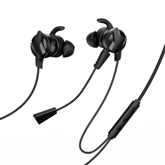 Baseus Gaming Wired Handsfree H15 Μαύρα