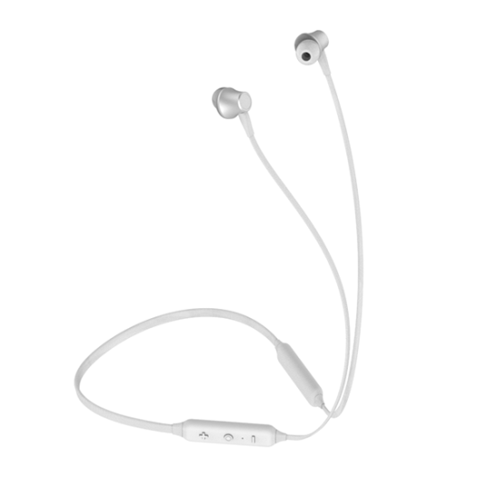 Celly Bluetooth Air Neck Band Λευκό