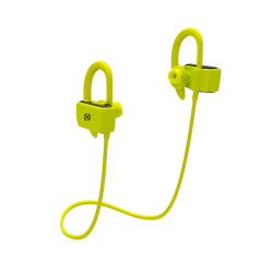 Celly Bluetooth Sport Stereo Earphone Κίτρινα