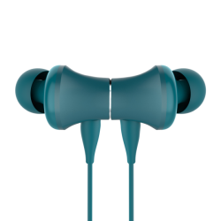 Celly Bluetooth Stereo Ear Petrol