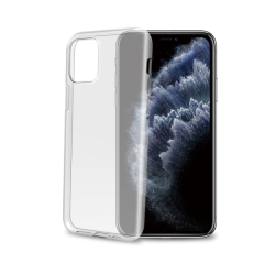 Celly Case Gelskin iPhone 11 Pro Max Διάφανη