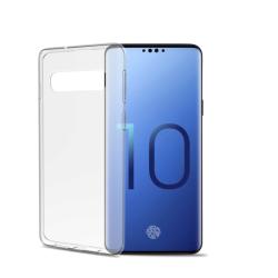 Celly Case Gelskin Samsung Galaxy S10 Διάφανη