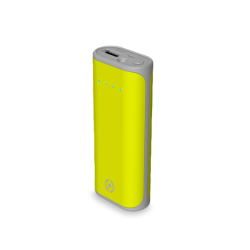 Celly Powerbank Daily 5000mAh Lime Green