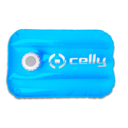 Celly Pool Speaker Pillow 3W Γαλάζιο