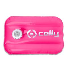 Celly Pool Speaker Pillow 3W Ροζ