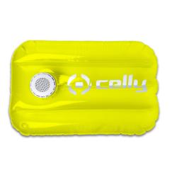 Celly Pool Speaker Pillow 3W Κίτρινο