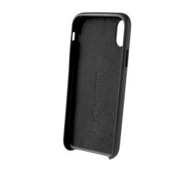 Celly Superior Θήκη iPhone XS Max Μαύρο
