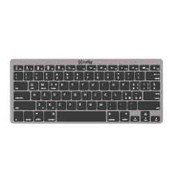 Celly Sw Keyboard Wireless Ασημί