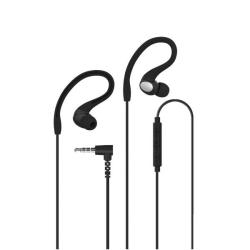 Celly Up 700 Stereo Earphone 3.5mm Active Rc Μαύρα