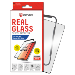Displex Tempered Glass 3D with Fingerprint Samsung S20 Ultra Μαύρο