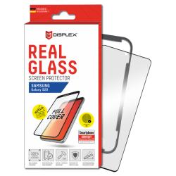 Displex Tempered Glass 3D with Fingerprint Samsung S20 Μαύρο