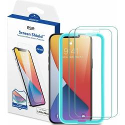ESR Tempered Glass Apple iPhone 12 Pro Max 2 Τμχ Διάφανο