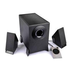 Edifier Ηχεία 2.1 M1360 Μαύρα