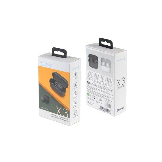 Edifier Bluetooth Truly Wireless X3 Λευκό
