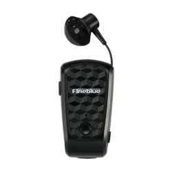 Fineblue FQ-10 In-ear Bluetooth Handsfree Μαύρο
