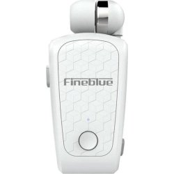 Fineblue FQ-10 In-ear Bluetooth Handsfree Λευκό