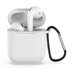 FoneFX Accessories Kit for Airpods with Rubber Case Λευκό
