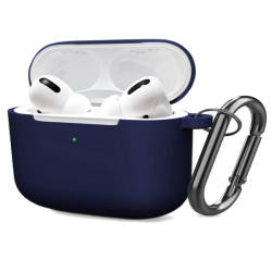FoneFX Apple AirPods Pro Μπλε Σκούρο Θήκη Σιλικόνης