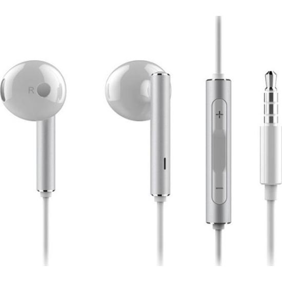 Huawei Handsfree AM116 Metal Λευκά