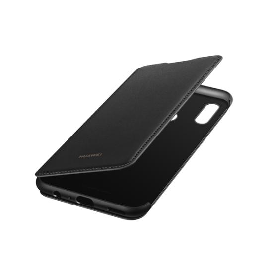 Huawei Flip Cover P Smart 2019 Μαύρη