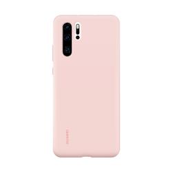 Huawei Silicone Case P30 Ροζ