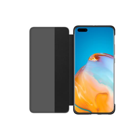 Huawei Smart View Flip Cover P40 Pro Μαύρη