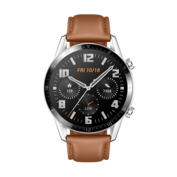 Huawei Watch GT 2 Leather Καφέ