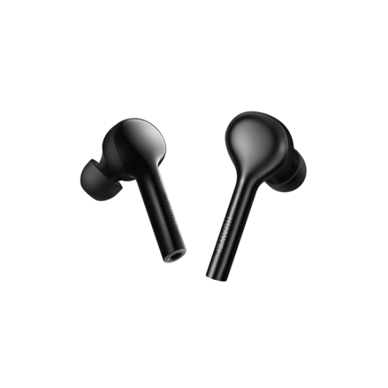 Huawei FreeBuds Lite Ceramic Μαύρα