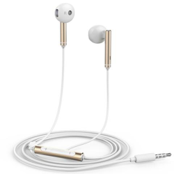 Huawei Handsfree AM116 Metal Χρυσό